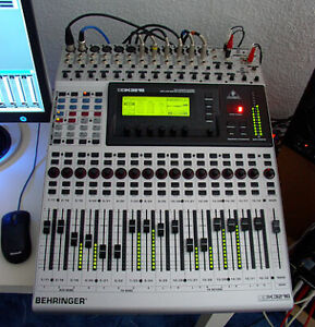 **REDUCED**Behringer ddx 32-16 digital mixing console