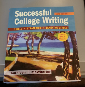 **Successful College Writing 6th Edition**