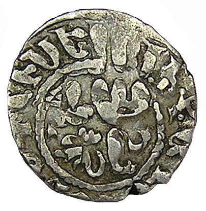 Mamluk Dirham Nasir ad-Din Muhammad Mint:NM Date:ND (R# 2657) #30311