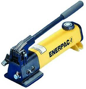 ENERPAC P392 HYDRAULIC HAND PUMP, 2 SPEED, 10,000 psi,