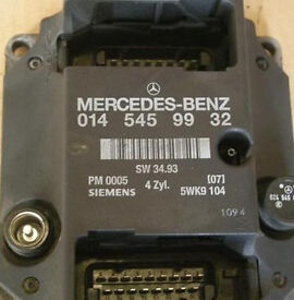 PMS ecu for Mercedes C200 W202 0145459932, 014 545 99 32