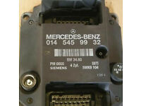 PMS ecu for Mercedes C200 W202 0145459932, 014 545 99 32