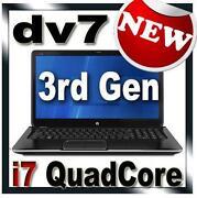 HP DV7 Laptop