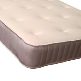 Single Memory and Spring Mattress + FREE DELIVERY!!!