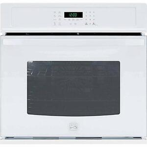GE Kenmore Wall Convection Oven.