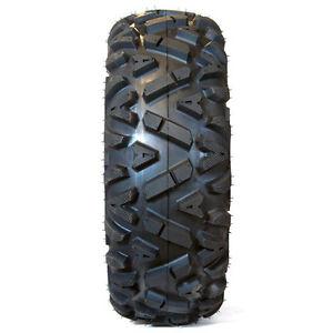 Set of Traxion ATV tires