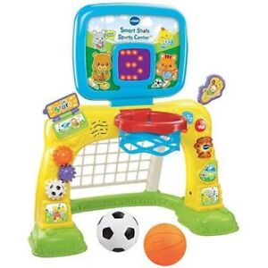 VTECH SMART SHOTS SPORT CENTER ONLY $10