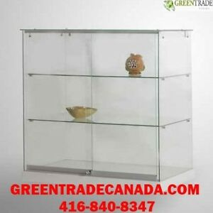 Glass Counter Displays and Cabinets Glass Counters