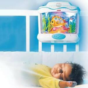 Fisher Price Ocean Wonders Aquarium Brand New In Box