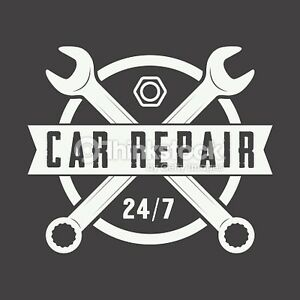 Backyard mechanic and roadside assistance