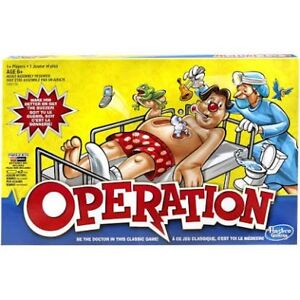 BNIB Classic Operation Game