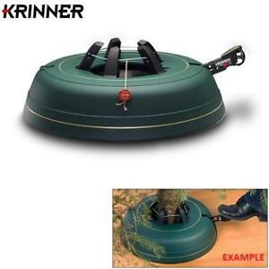 NEW KRINNER GENIE XXL TREE STAND 94750 215550092 All New XX-Large Christmas Deluxe green 70