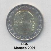 Euro Münzen Monaco