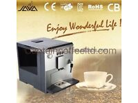 COSMETIC WSD18-010A BEANS TO CUP AUTOMATIC COFFEE MACHINE EXCELLENT PERFORMANCE FRESHLY GROUND
