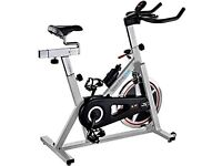 BODY SCULPTURE SPIN BIKE AS NEW