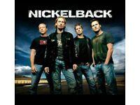 Nickelback tickets