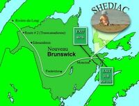 Camping Spot for rent, near Shediac