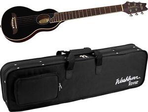 Washburn Rover Travel size guitar Windsor Region Ontario image 3