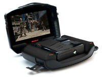 Xbox carrying case with screen