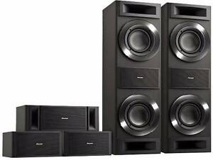 PIONEER TODOROKI 5 SPEAKERS HOME THEATRE PACKAGE Northmead Parramatta Area Preview