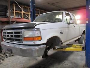 parting 92 ford f150 4x4