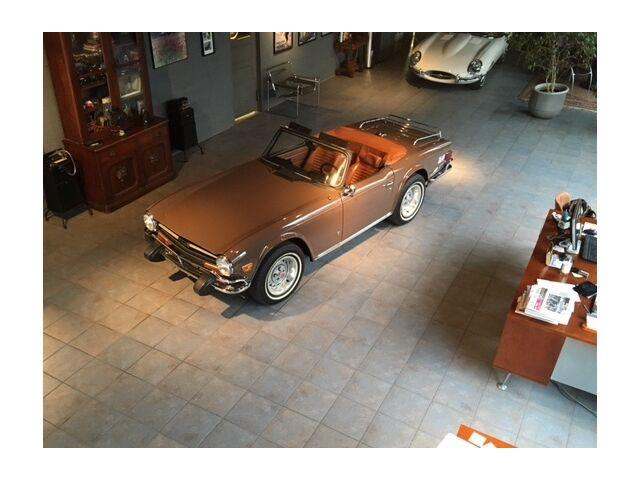 Imagen 1 de Triumph TR-6  brown