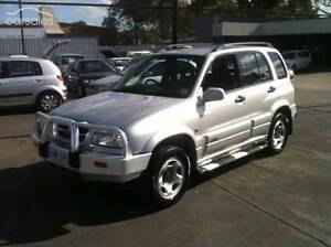 2000 Suzuki Grand Vitara Wagon With After Factory Cruise Control! Kingstown Uralla Area Preview
