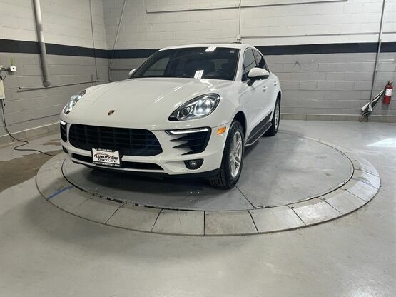 2016 Porsche Macan S AWD 4dr SUV White Luxury Car Outlet 630-405-1784