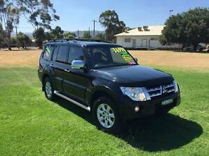 2012 Mitsubishi Pajero Wagon 7 SEATER Taminda Tamworth City Preview