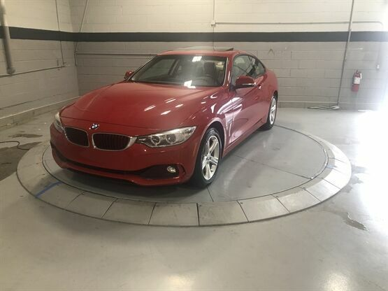 2014 BMW 4 Series 428i xDrive AWD 2dr Coupe SULEV Red Luxury Car Outlet 630-405-