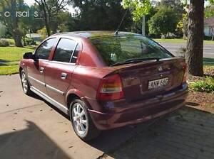 2003 Holden Astra Sedan Randwick Eastern Suburbs Preview