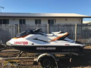 2011 Seadoo GTI 130 Horseshoe Bay Townsville City Preview