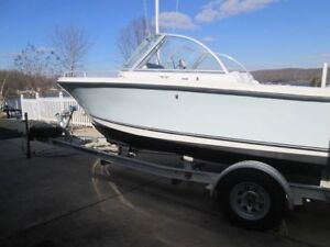 2006 Kencraft dual console with 150 Yamaha 4-Stroke low Hrs