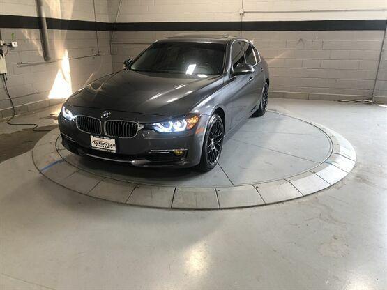 2013 BMW 3 Series 328i xDrive AWD 4dr Sedan SULEV Grey Luxury Car Outlet 630-405