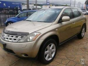 2005 Nissan Murano ST Z50 AUTO Wollongong Wollongong Area Preview
