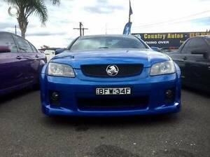 2008 Holden Commodore Ute SS VE Ute Taminda Tamworth City Preview