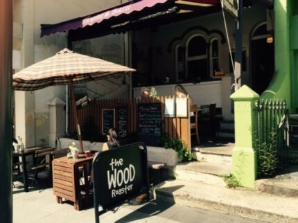 A loverly Cafe in Balmain for sale (including a flat) Balmain Leichhardt Area Preview