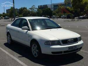 1997 Audi A4 REPAIR/SCRAP/PARTS