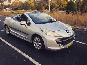 Peugeot 207 convertible Oatlands Parramatta Area Preview