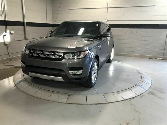 2014 Land Rover Range Rover Sport HSE 4x4 4dr SUV Grey Luxury Car Outlet 630-405