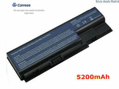 Batería para Acer Aspire 6920G 6930 5520 5920G 5720G 5910G 5930G 8920G...