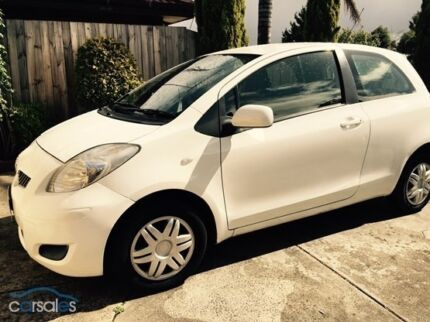 2010 Toyota Yaris Hatchback Narre Warren Casey Area Preview