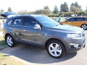 2011 Holden Captiva 7 LX CG Series II Auto MY12 Ashfield Ashfield Area Preview