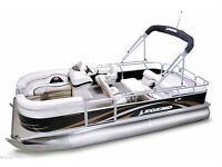 2011 LEGEND 21' Pontoon Boat - Excellent Condition!