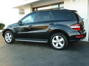 2010 Mercedes-Benz M-Class SUV, Crossover