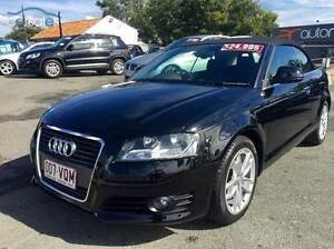 2009 Audi A3 Convertible Woolloongabba Brisbane South West Preview