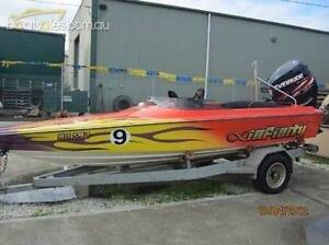 CONNELLY 1700 SUPER LIGHTWEIGHT SKI / RACE BOAT Sydney City Inner Sydney Preview