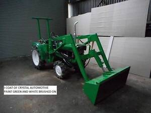 TRACTOR PAINT 4 X4 LT BRUSH ROLL OR SPRAY EASY TO USE HARD FINISH Wetherill Park Fairfield Area Preview