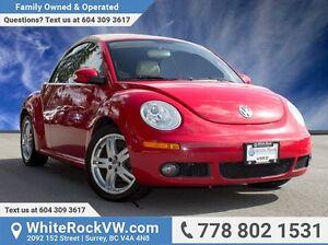 2007 Volkswagen New Beetle 2.5L LOCAL VEHICLE, DEALER SERVICED