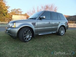 2008 LAND ROVER RANGE ROVER SPORT L320 09MY TDV8 Bunbury Bunbury Area Preview